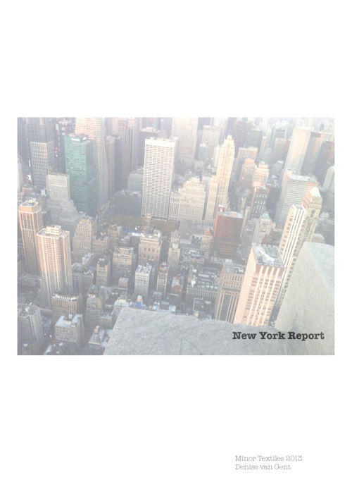New York report