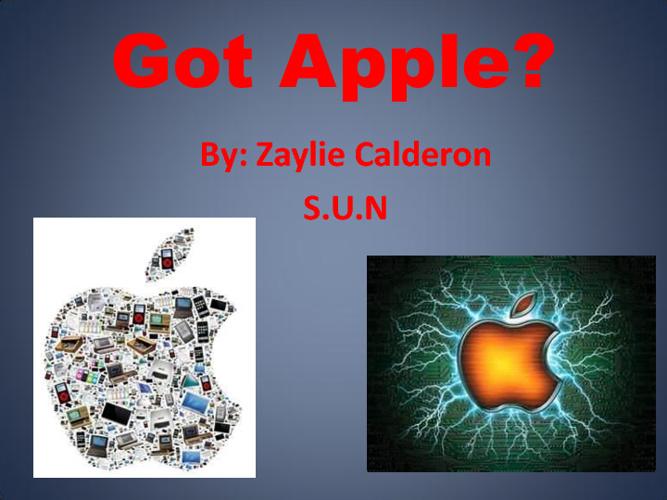 Copy of Got Apple?