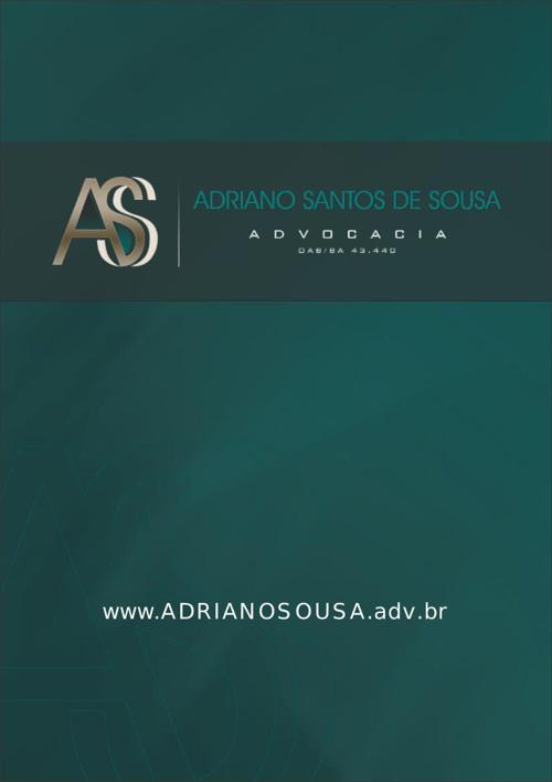 Adriano Sousa Advocacia | Folder Digital