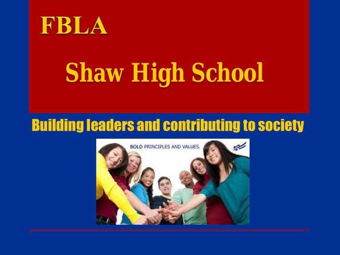 FBLA Powerpoint