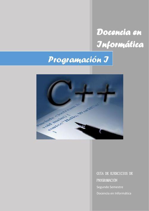 Programación Iproducto2