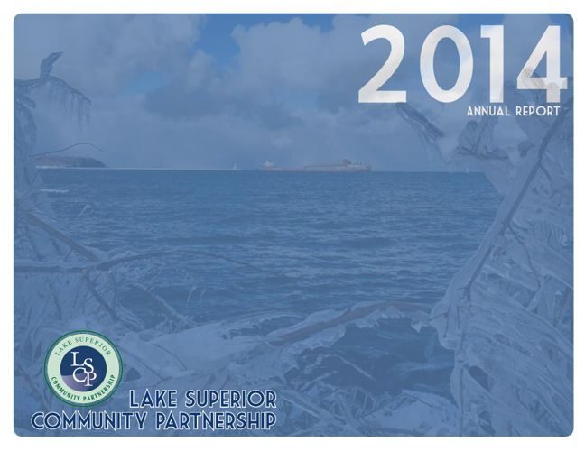 Lake Superior Community Partnership 2014 Annual Report