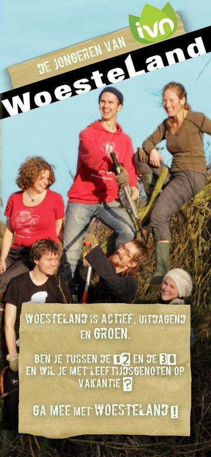 Woesteland Flyer
