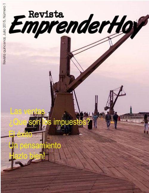 Revista EmprenderHoy