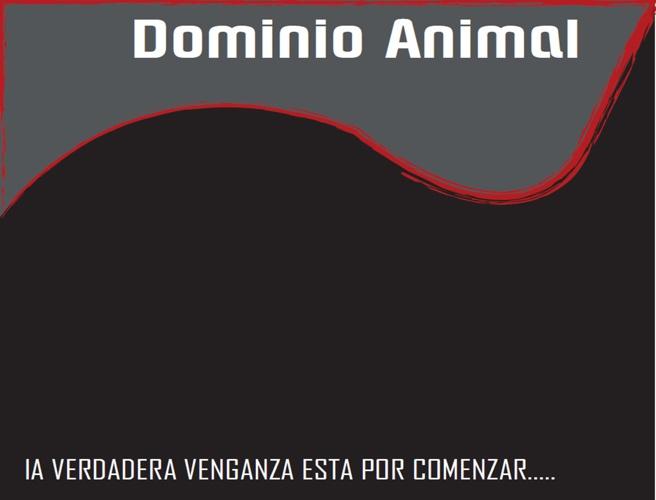 DOMINIO ANIMAL