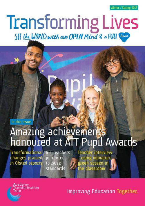 ATT Newsletter Winter Spring 2017