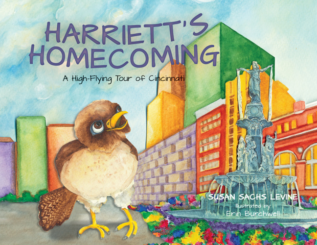 HARRIETT'S HOMECOMING by Susan Sachs Levine