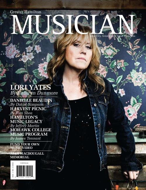 Greater Hamilton Musicians Annual 2013-14