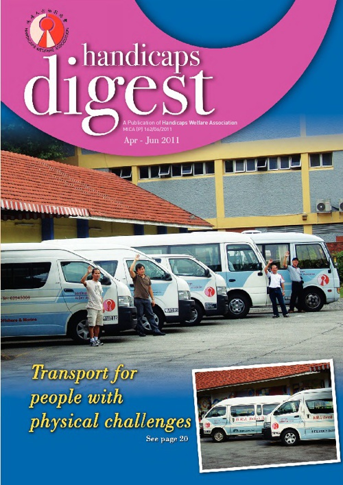 Handicaps Digest Apr - Jun 2011