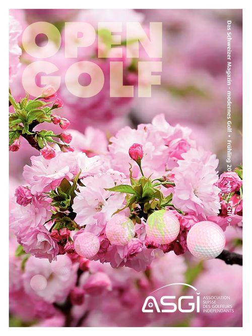Open Golf Nr. 1 - Frühling 2017