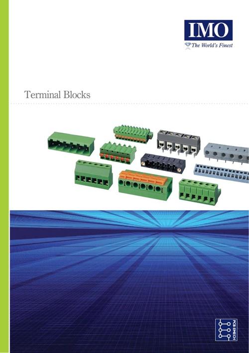 PCB Terminal Block Brochure
