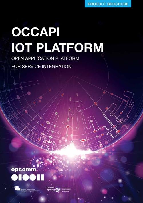 Opcomm Casetudies: Occapi IOT Platform