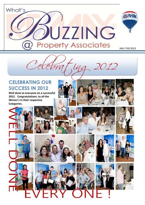 Buzz Jan - Feb 2013