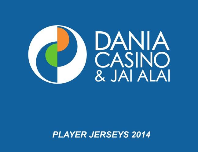 Dania Casino & Jai Alai Jerseys 2014