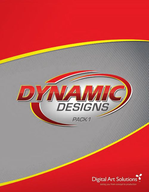 Dynamic Designs Pack 1