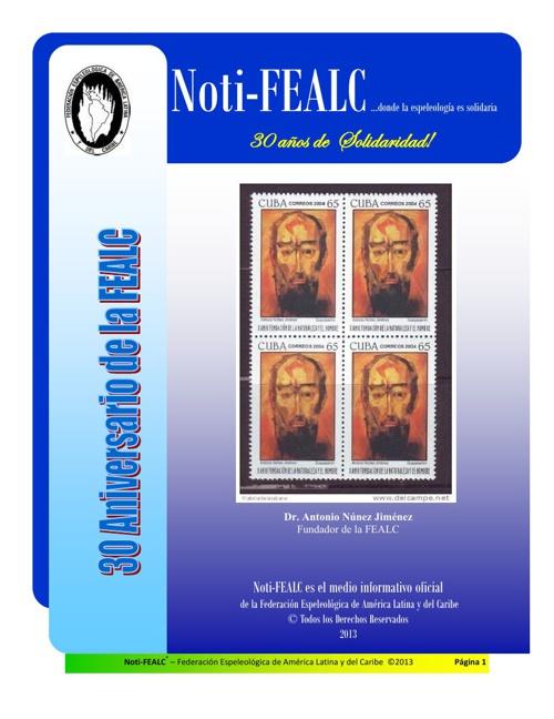 Noti-FEALC, Febrero 2013 v3