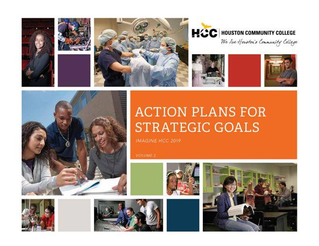 HCC Action Plans for Strategic Goals