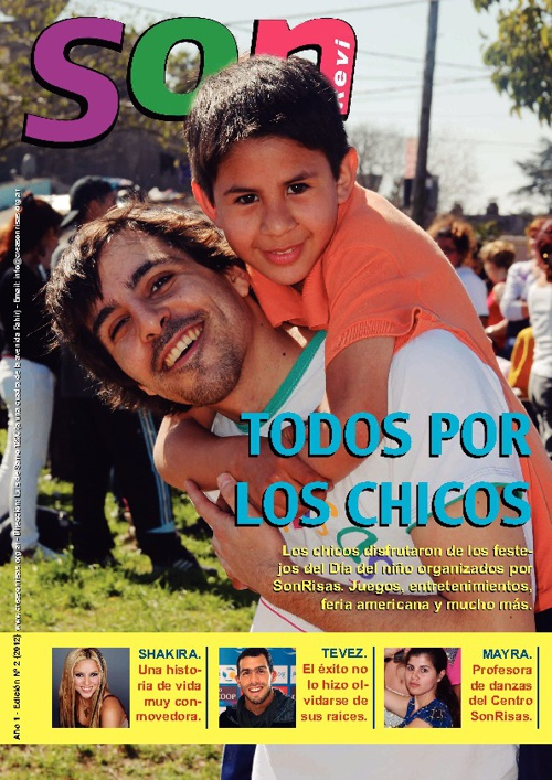 Revista SonRisas Nº2