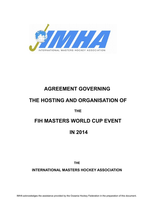 Masters World Cup 2014