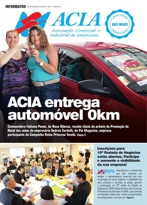 Informativo ACIA 009