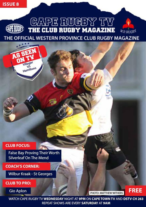 Cape Rugby TV ISSUE 8