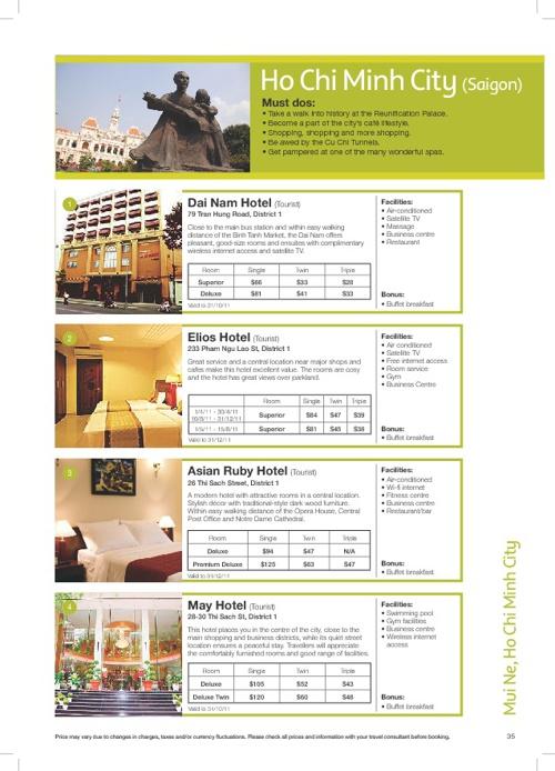 Hotel - Ho Chi Minh City