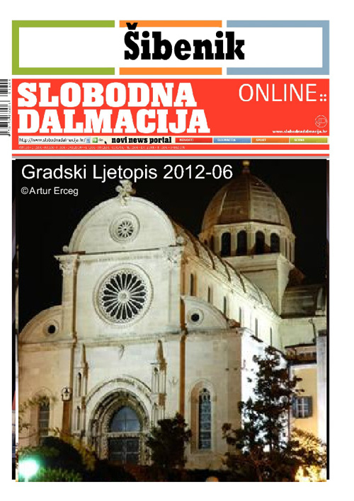 Gradski Ljetopis SI-2012-06 /'32.izdanje SD' / ideja © ž.er©eg