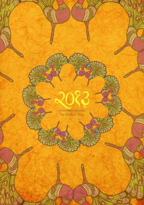 Promotional Calendar.2013