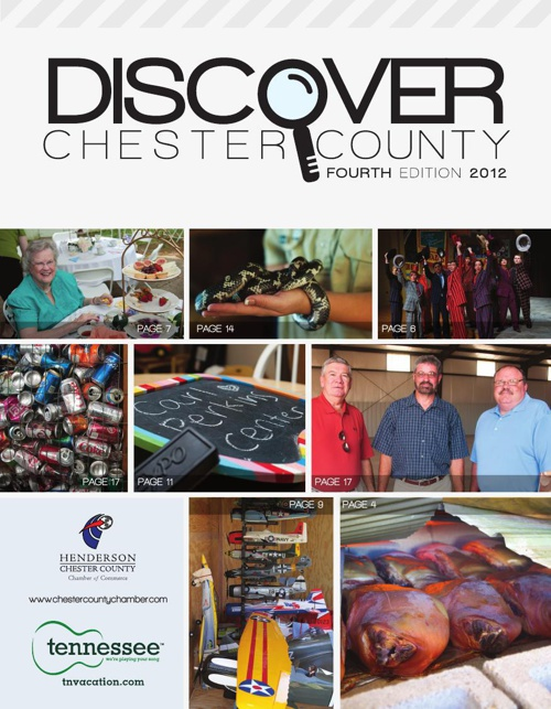 Discover Chester County 2012