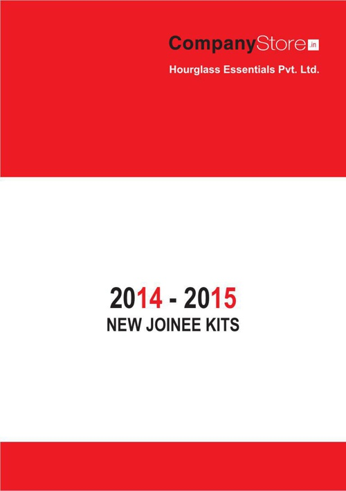 New Joinee Kits, Onboarding Gifts