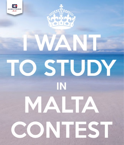 I Want to Study in Malta: Contest