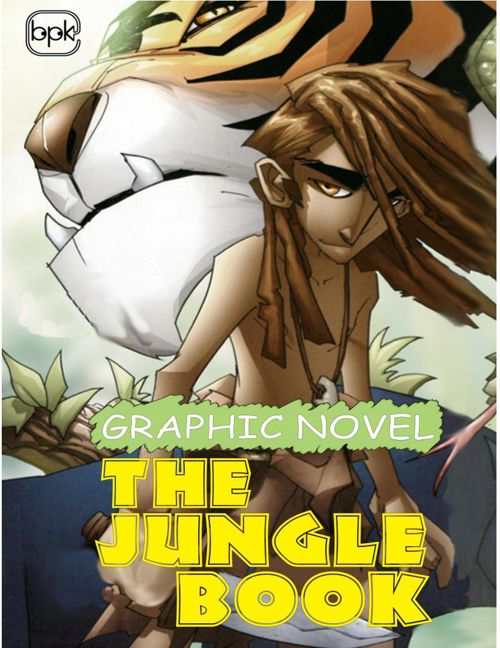 The Jungle Book - Graphic Novel