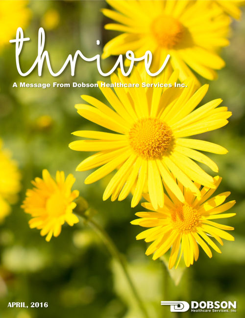 Thrive July 2016