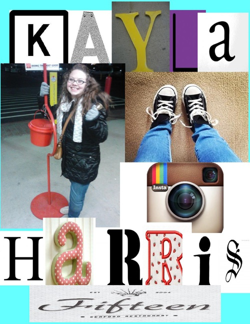 All About Kayla Harris
