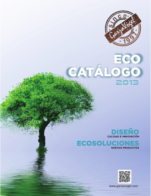 2013 Garza Vogel Eco Catalogo