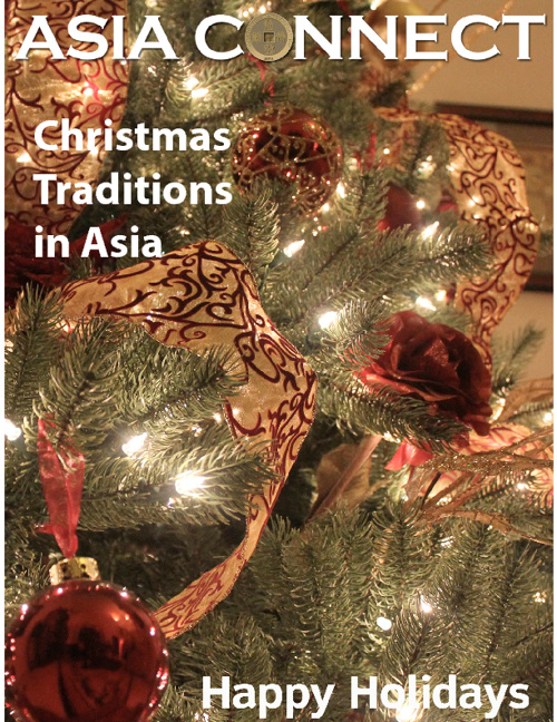 AsiaConnect Happy holidays