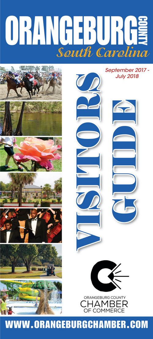 Chamber Visitors Guide 2017-2018