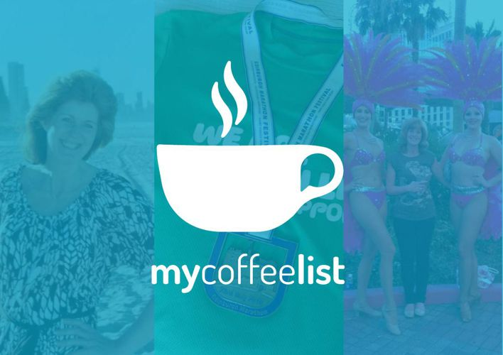 My Coffee List - Lesley's Story - Read and Share