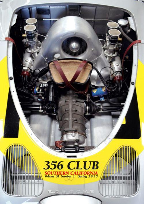 356 Club Spring 2015 Magazine