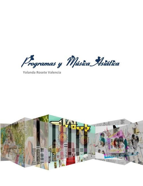 Programas y Música Asiática