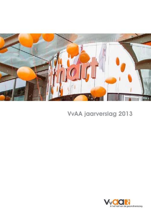 VvAA jaarverslag 2013