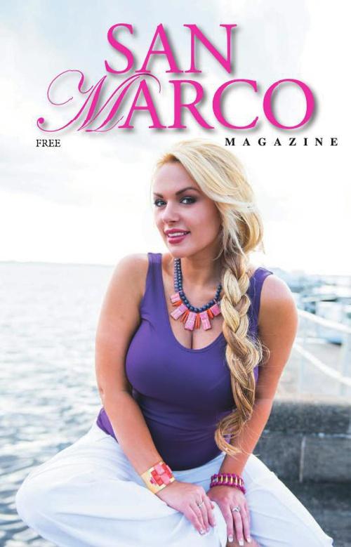 San Marco Magazine Spring 2015