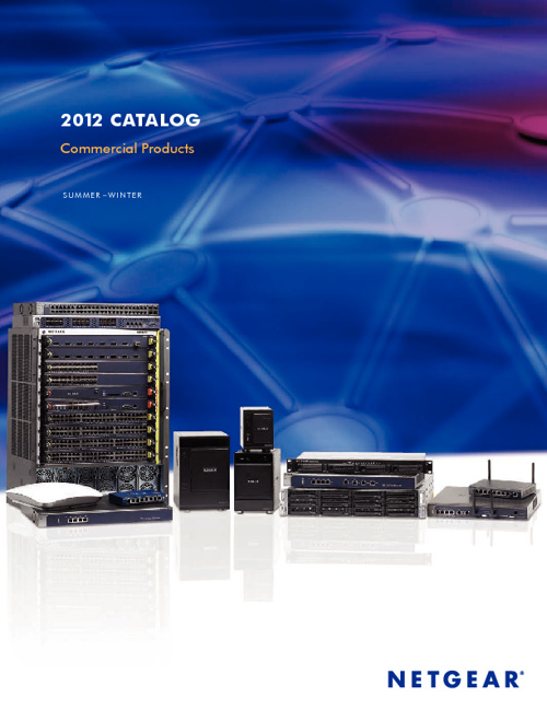 NETGEAR 2012 Catalog - Commercial Products