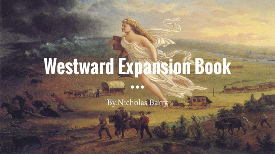 Western Expansion Book