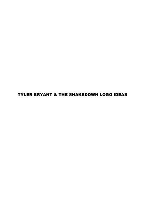 TB&S Logo Ideas