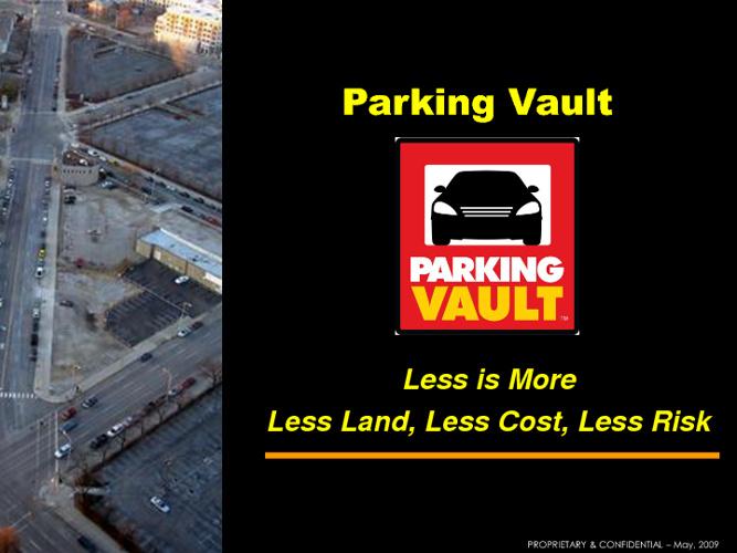 Parking Vault Deck