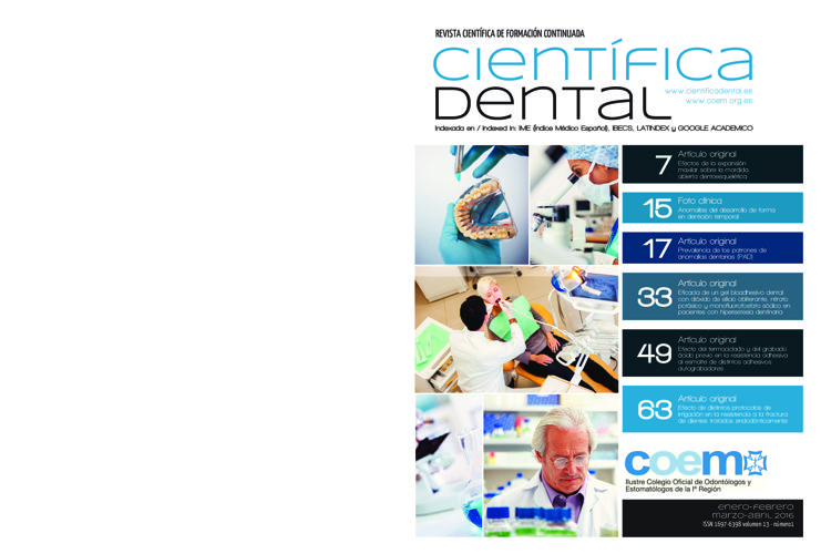 Cientifica dental VOL 13-1
