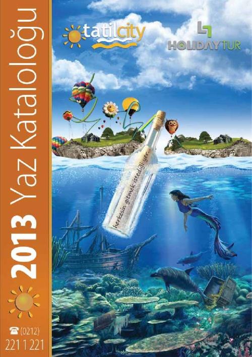 Tatilcity Yaz Kataloğu 2013