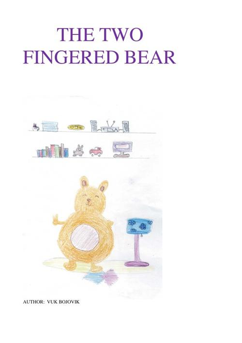 The two fiengerd bear