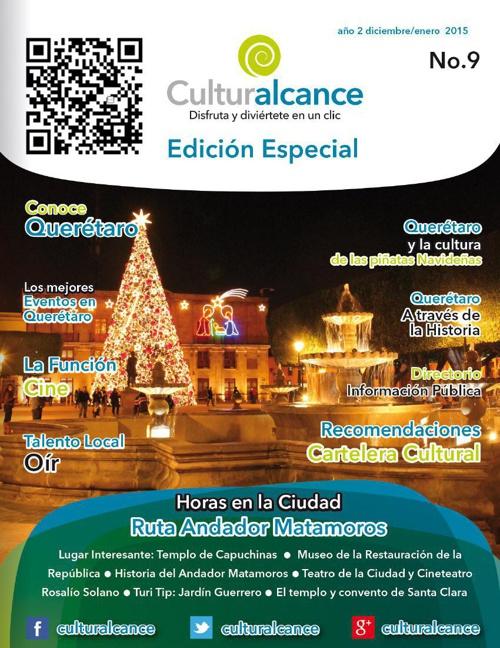 Revista Culturalcance No.9
